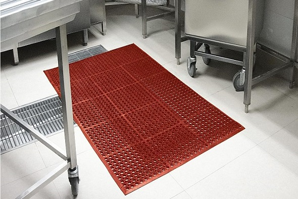 Rismat FloorGuard Red Slip Guard