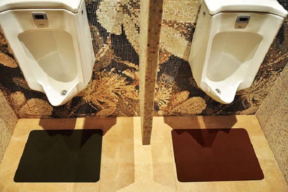 rismat-washroom-mat-brown-charcoal
