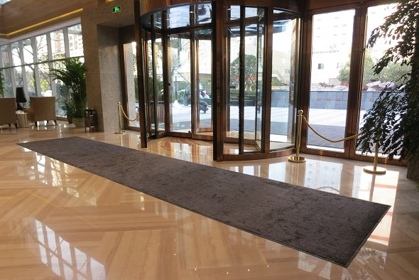ismat FloorGuard Action Mat Lobby