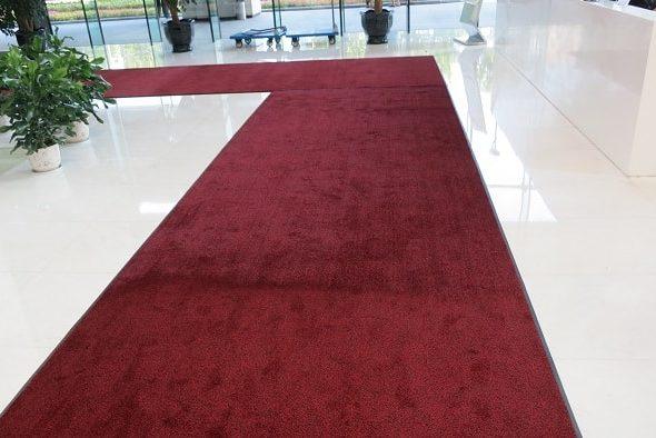 Rismat FloorGuard Red Armor Lobby