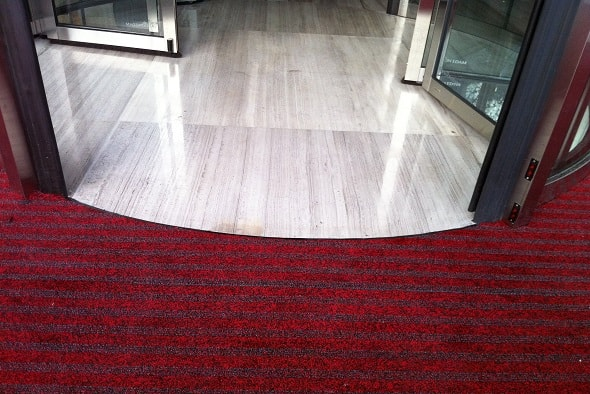 Rismat FloorGuard Red Cerop Plus Indoor