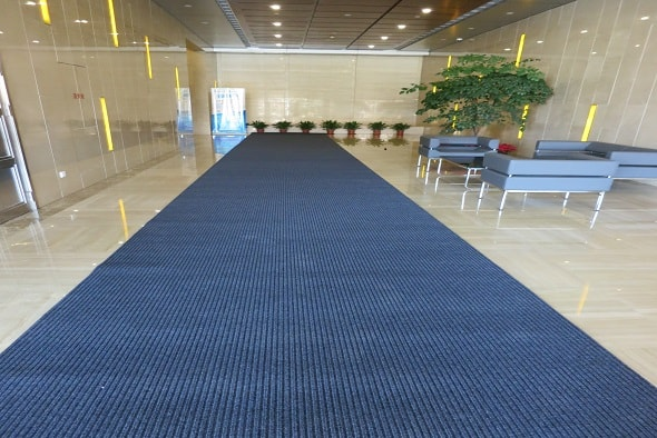 Rismat FloorGuard Grey Mat 3000 Outside