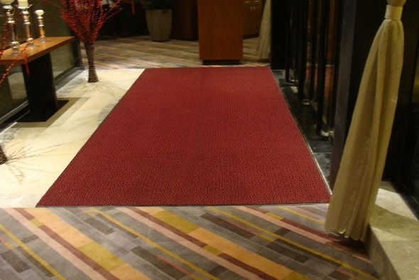 Rismat FloorGuard Red Mat 4000